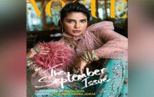 Priyanka Chopra looks vibrant on Vogue cover