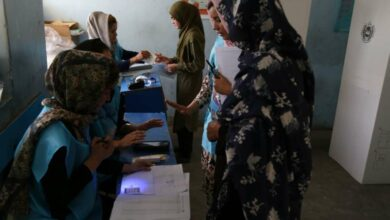Photo of Over 1 million votes counted: Afghan poll officials