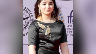 Photo of Did Zaira Wasim miss premier of 'The Sky is Pink' at TIFF?
