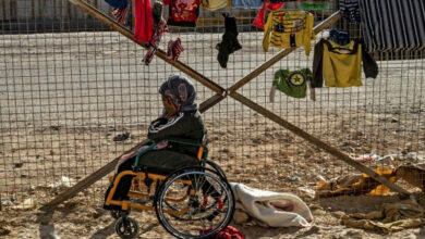 Photo of In Syria camp, uncertain future for foreign IS orphans