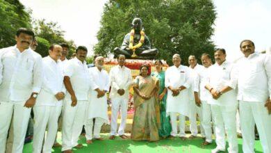 Photo of Gandhiji's 150th birth anniversary