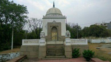 Photo of Tomb of  Nawab Bahadur Yar Jung