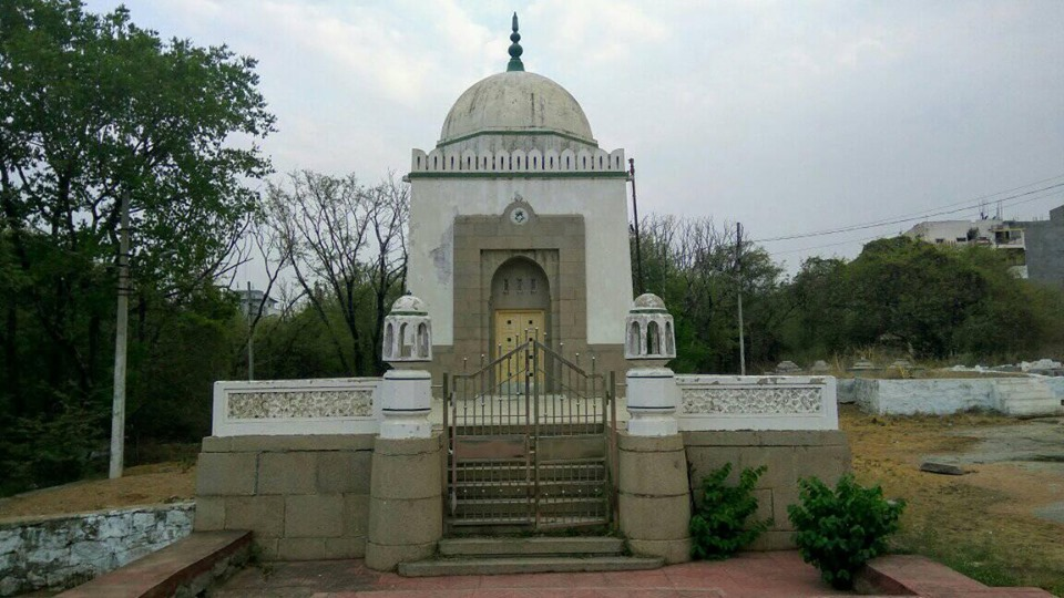 Tomb of Nawab Bahadur Yar Jung