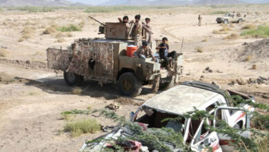 Photo of Loyalist soldiers killed, captured in major Yemen rebel attack