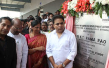 Inaugurate Telangana's first integrated Logistics Park