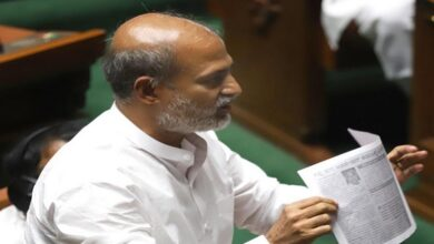 Photo of Karnataka: JDS leader Sa Ra Mahesh confirms resigning as MLA