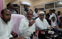 Mehmood Ali Assures, No NRC in Telangana State