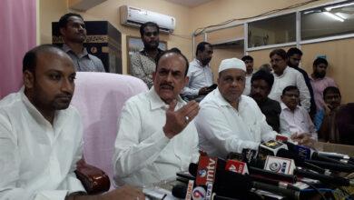 Photo of Mehmood Ali Assures, No NRC in Telangana State