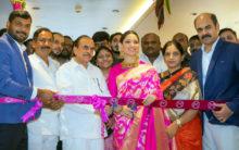 Tamannah Bhatia, Mahmood Ali inaugurate new showroom