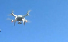 Pak drones continues to be spotted in Punjab
