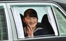 Poll finds over 80% in Japan back female emperor
