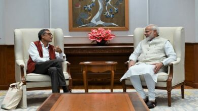 Photo of 'India proud of your achievements': PM meets  Abhijit Banerjee