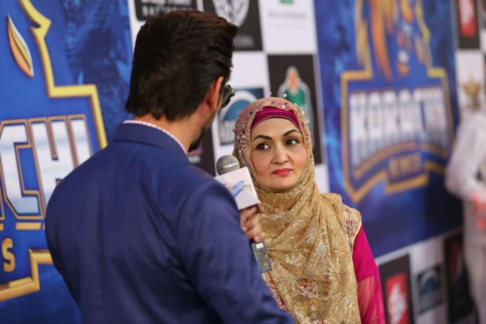 Shazia Khushk - Pakistan Cultural Hub