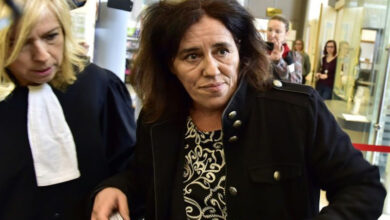 Photo of French court hands 5-year term to mother who kept baby in car
