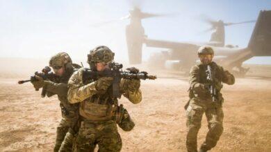 Photo of 5 Islamic State militants killed in Afghanistan