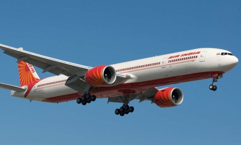 Air India: First airline in world to use 'Taxibot' on flight