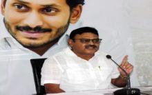 YSRCP MLA Rambabu slams Chandrababu for his remarks on Andhra CM