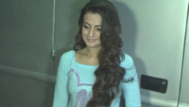 Photo of Court issues arrest warrant against Ameesha Patel