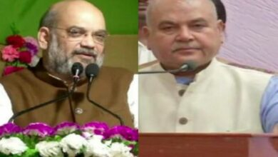 Photo of Shah holds meeting with Tomar ahead of Haryana Assembly elections