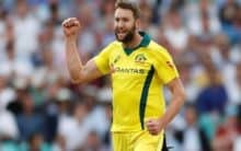 Andrew Tye ruled out of Sri Lanka series due to elbow injury