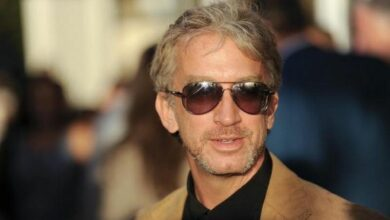Photo of Andy Dick pleads not guilty in groping case