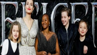 None of my 6 kids want to be actors: Angelina Jolie