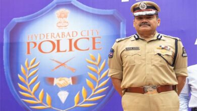 Photo of Maintain peace, Hyderabad Police Commissioner appeals
