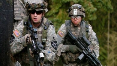 Photo of US Army's elite Delta Force raid to kill senior terrorist leader