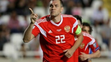 Photo of Russia defeat Cyprus, qualify for Euro 2020