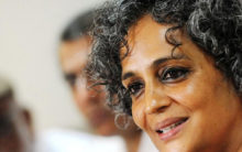 Kashmiris should be independent, not caged: Arundhati Roy