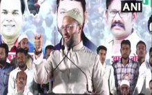 Hyderabad: Asaduddin Owaisi appeals to Excise Department
