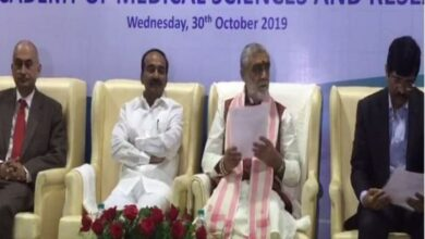 Photo of India will be a non-TB country by 2025: Ashwini Choubey