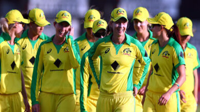 Photo of First Women's ODI: Australia defeat Sri Lanka by 157 runs