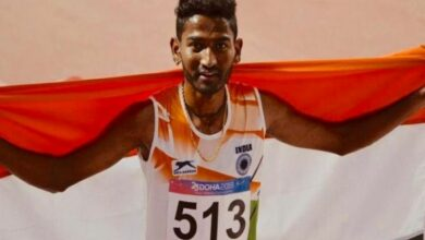 Photo of Avinash Sable secures Olympic berth in men's 3000m steeplechase