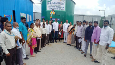 Hyderabad's first waste-to-energy plant inaugurated