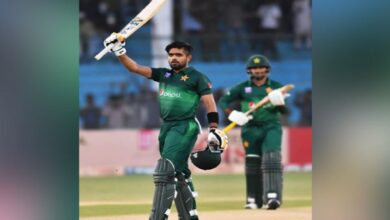 Babar Azam becomes third fastest batsman to register 11 ODI centuries