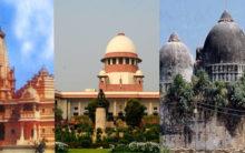 Muslim side denies judge's 1886 observation favours Hindus