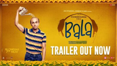 Photo of Bala: Ayushmann's bald character will leave you in splits