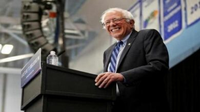 Photo of Bernie Sanders suffers heart attack, Doctors confirm