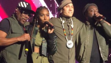 Photo of Black Eyed Peas, J Balvin team up for a single