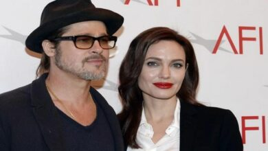 Angelina reveals she 'lost' herself during separation from Brad Pitt