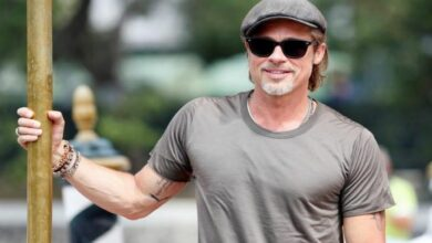 I've been in training: Brad Pitt discloses his new skill