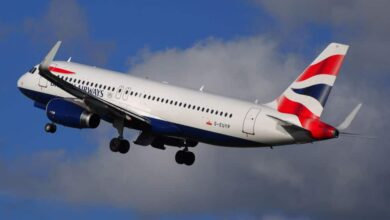 Photo of British airlines to resume flights to Egyptian city after 4-yr