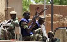 Attack on mosque in Burkina Faso, 16 killed
