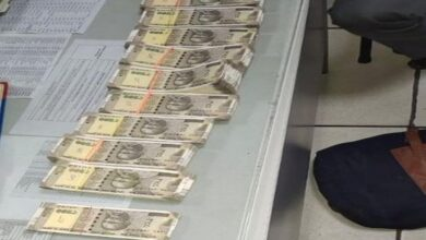 Photo of CISF recovers fake currency near Kashmiri Gate Metro Station