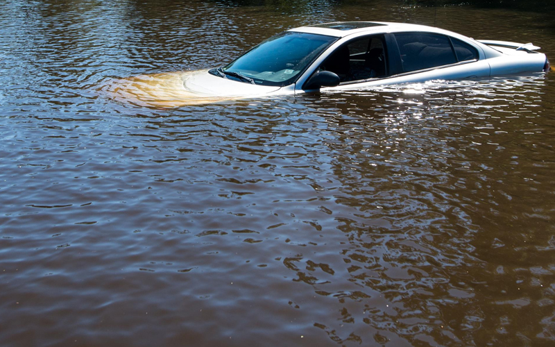 Abdul Aziz, 5 others washed away with car in TS