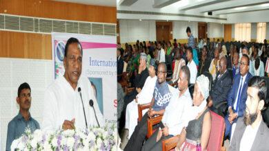 Photo of Hyderabad a growing hub for entrepreneurship: Ch. Malla Reddy