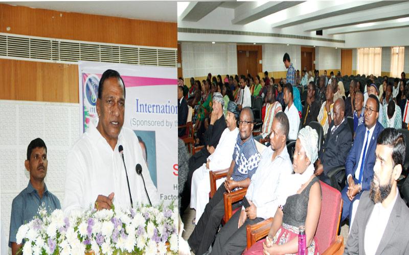 Hyderabad a growing hub for entrepreneurship: Minister Ch. Malla Reddy