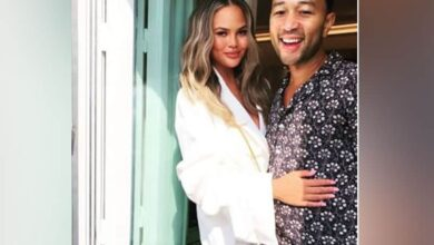 Photo of John Legend's recent move to impress wife was super successful