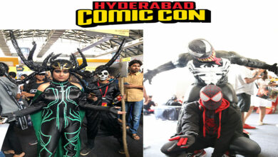 Photo of Comic-Con 7th edition in Hyderabad from October 12